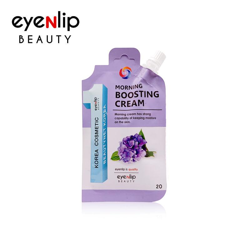 모닝 부스팅 크림 20g [스파우트 파우치]Morning Boosting Cream 20g [SPOUT POUCH]
