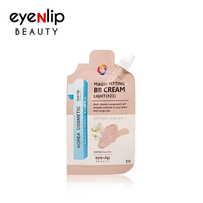 매직 핏팅 비비크림 #21 Light 20g [스파우트 파우치]Magic Fitting BB Cream#21 Light 20g [SPOUT POUCH]