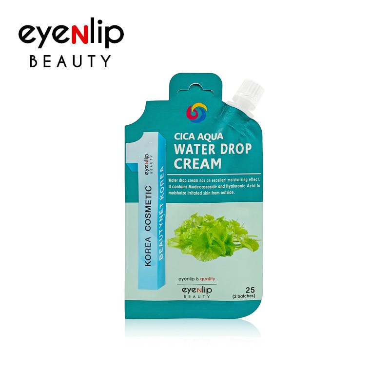 시카 아쿠아 워터 드롭 크림 25g [스파우트 파우치]Cica Aqua Water Drop Cream 25g