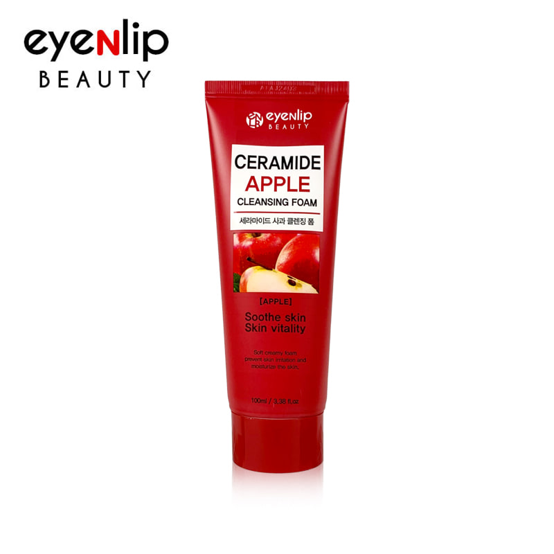 세라마이드 사과 클렌징폼 100ml  Ceramide Apple Cleansing Foam 100ml