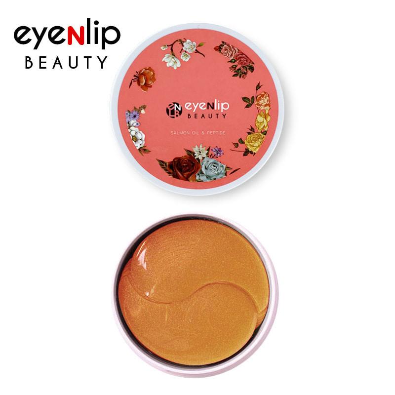 연어&펩타이드 하이드로겔 아이패치 60매Salmon Oil&Peptide Hydrogel Eye Patch 84g(60ea)