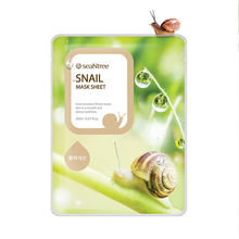 [SEANTREE] Snail 100 Mask Sheet 20ml (Weight : 27g)
