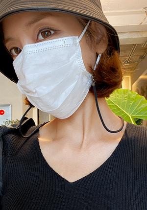 シンプルロープマスクチェーン