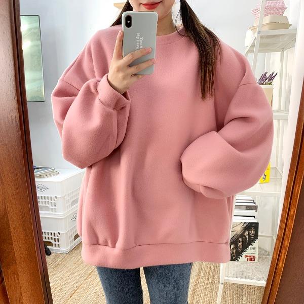 Pudding Warm Sweatshirt