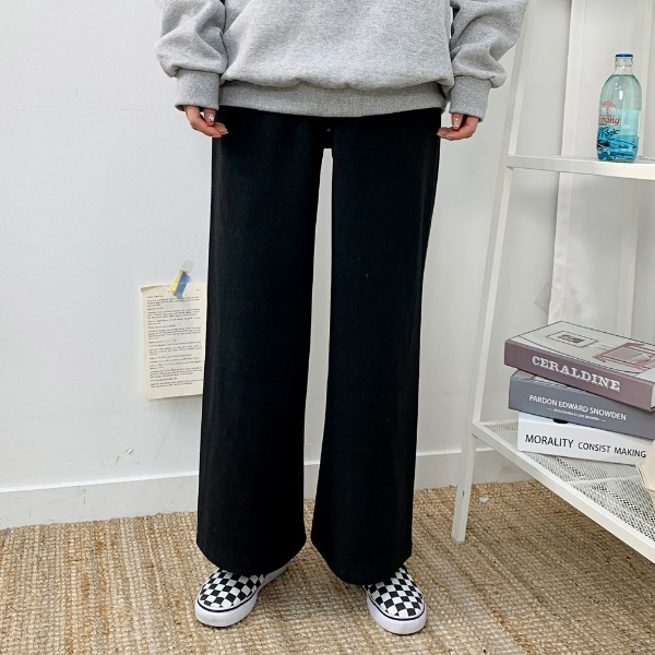 Soft Touch Wide Banding Pants