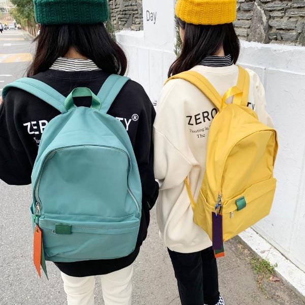 Strap Backpack