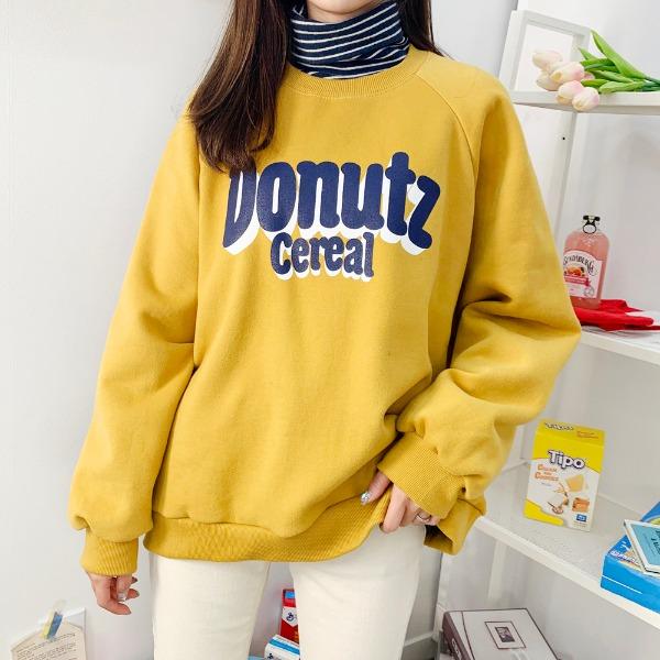Donuts Nagran Sweatshirts (brushed lining)