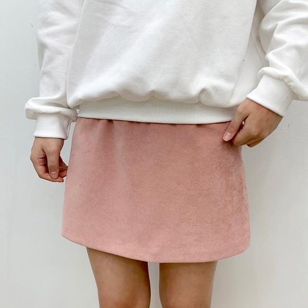 Mini refreshing skirt