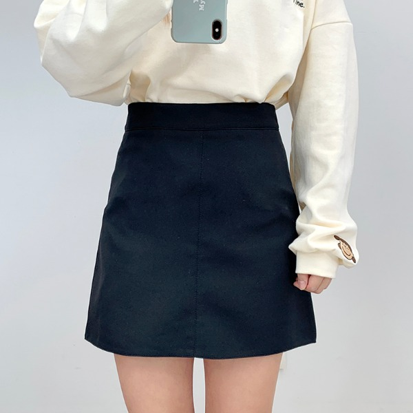 Color daily skirt (6colors)