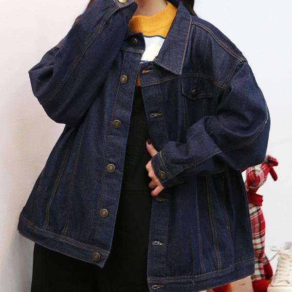 Over sized boyfit Denim jacket