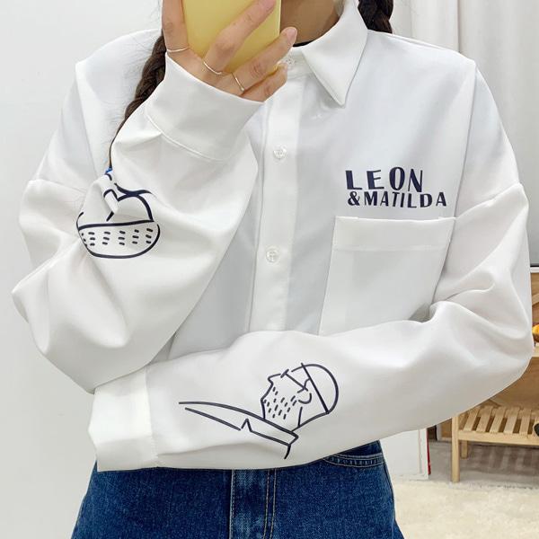 Ending Leon Tilda Shirt