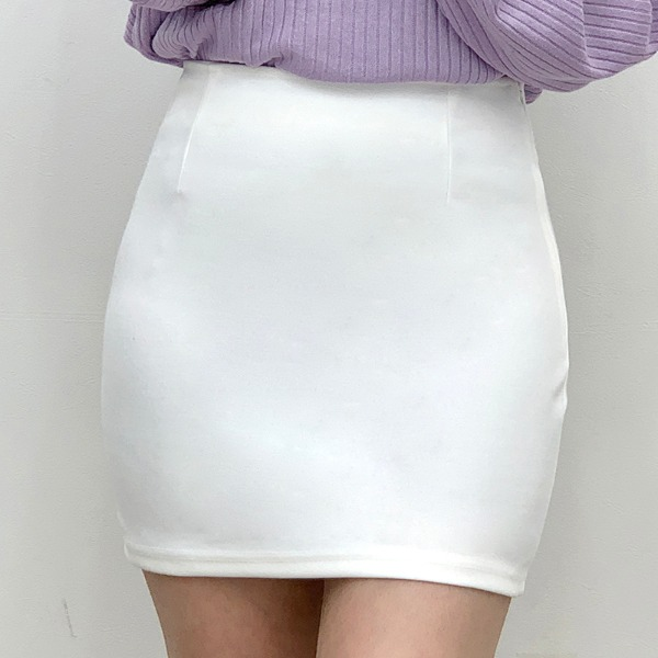 Bean stretch skirt
