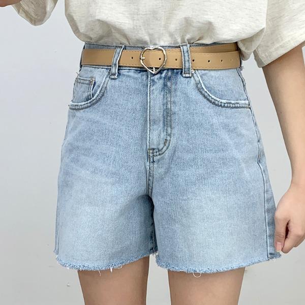 Rockin Light Blue Short Pants