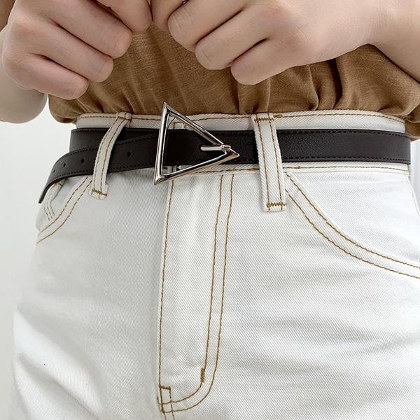 Triangular nickel belt