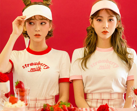 Strawberry Milk Strawberry Obsession Tee
