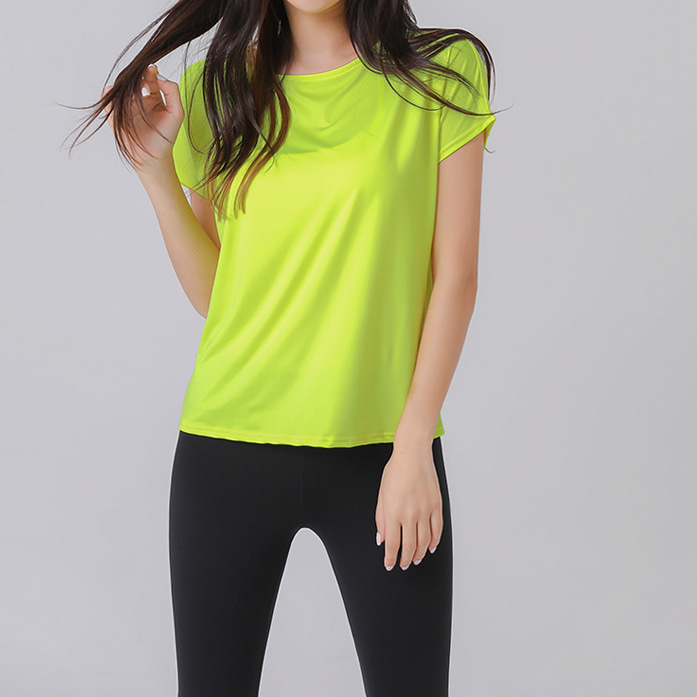 Dabagirl Round Neck Relaxed Fit T-Shirt