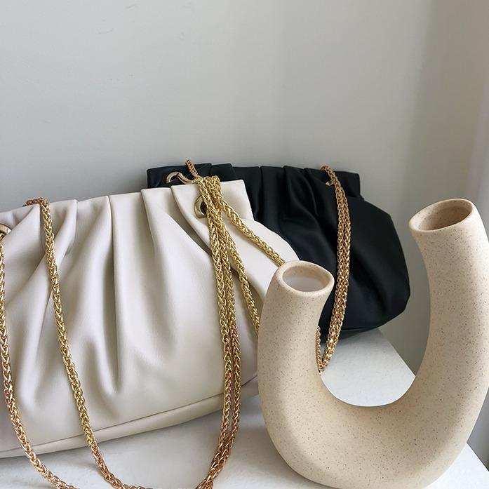 Dabagirl Chain Strap Dumpling Bag