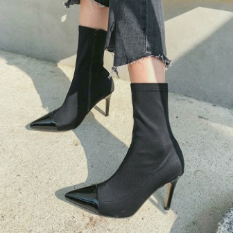 Dabagirl Pointed Toe Boots