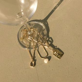 Dabagirl 3-Piece Gold-Tone Bracelet Set