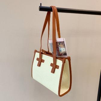 Dabagirl Woven Texture Shoulder Bag