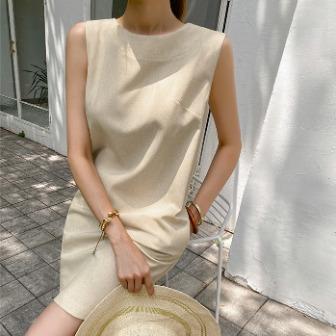 Dabagirl Sleeveless Mini Shift Dress