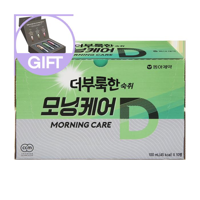 더부룩한 숙취모닝케어D 100ml 10병+(증정)스페셜키트