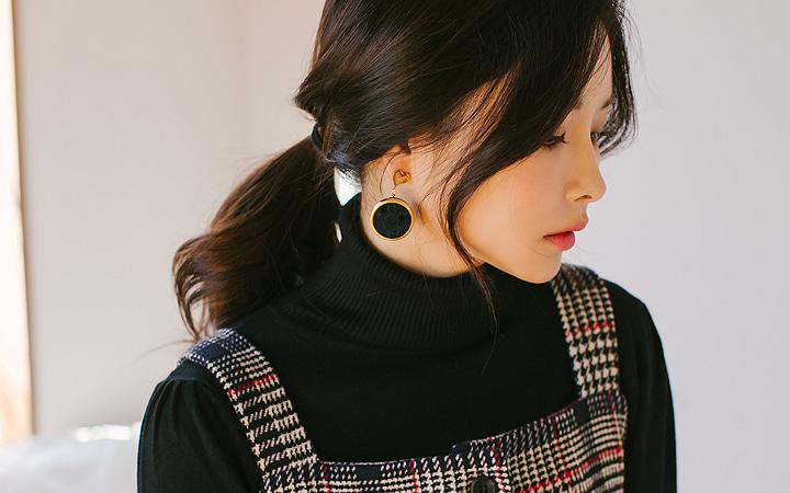 러브 벨벳써클 귀걸이이뻐2%