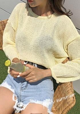 언폴 썸머 - knit이뻐2%