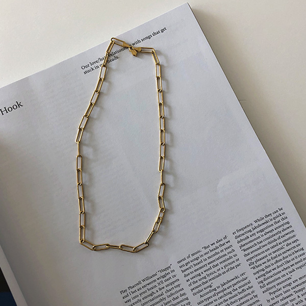 gold chain-n
