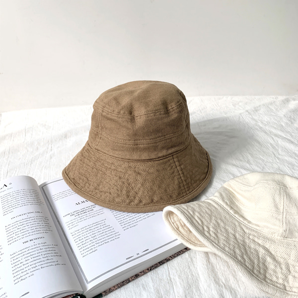 Cotton Bucket Hat