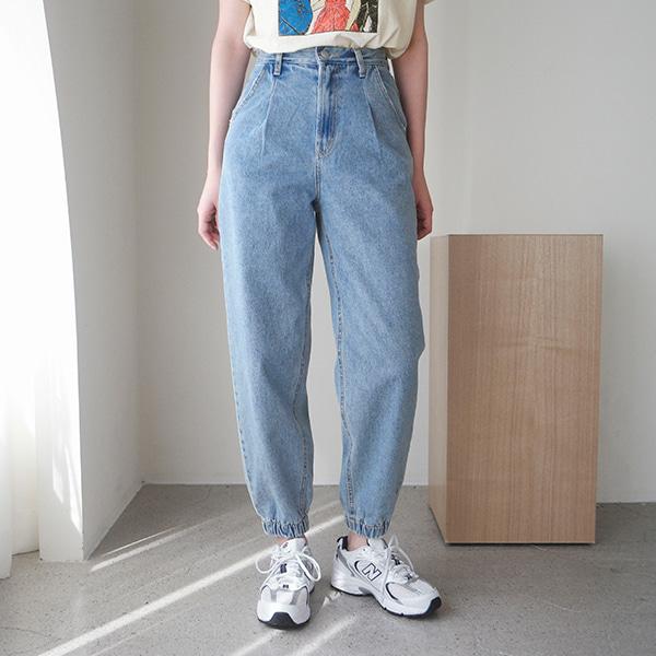 jogger denim-pants