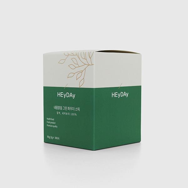 [HEyDAy] 내몸맑음 그린 파우더 스틱 90g (3g x 30ea)