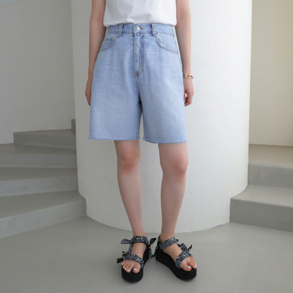 farm denim-shorts
