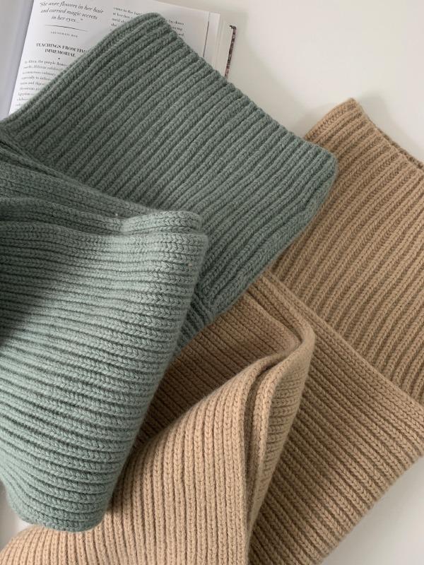knit-muffler