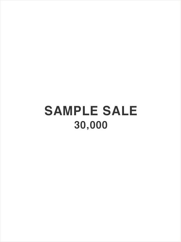 SAMPLE SALE(30,000)