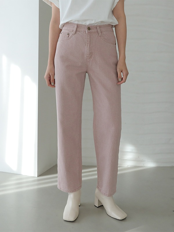 Solid Tone Fleece-Lined Pants
