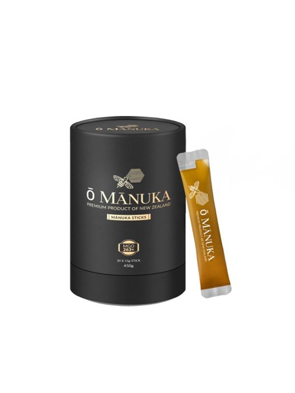 [O MANUKA] 뉴질랜드 마누카 스틱 263+ (15g*30개/450g)