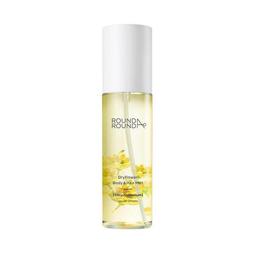 ROUNDA'ROUND Dry Flower Body & Hair Mist[CHRYSANTHEMUM]