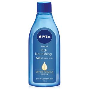 NIVEA Rich Nourishing Body Oil 200ml