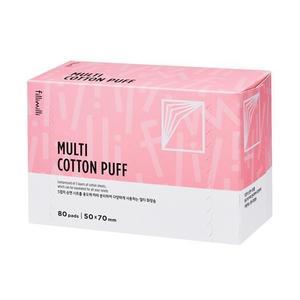 Fillimilli Multi Cotton Puff (80 Pads)