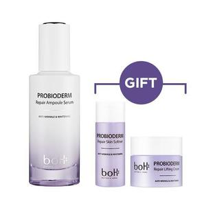 Botanic Heal boH Probioderm Repair Ampoule Serum 50mL (Toner 20+Cream 10)