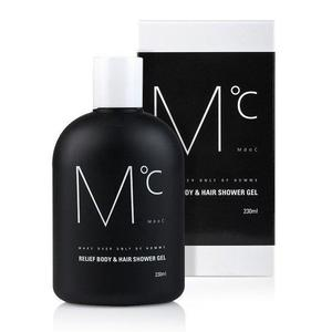 MdoC Relief Body and Hair Shower Gel