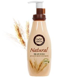 Happy Bath Natural Ultra Mild Bodywash 400g