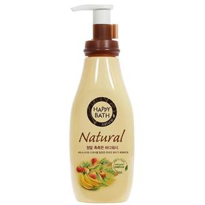 Happy Bath Natural Ultra Moist Body Wash 400 g