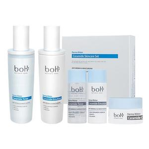 BOTANIC HEAL boH Derma Water Ceramide Skin Care Package (Gel Cream 10 mL)