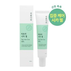 Shingmulnara Tea Tree Cica Gel 40ml
