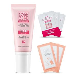 CAREZONE Doctor Solution Mild Pink Tone-Up Sun Set 50ml