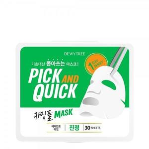 Dewytree Pick and Quick Calming Full Mask