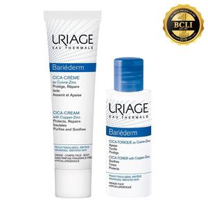 Uriage Barrierderm Cica Cream 40ML Set