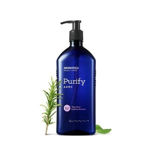 AROMATICA Tea Tree Purifying Shampoo 400ml